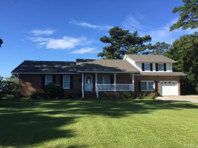 Currituck County Single Family Home For Sale: 292 Griggs Acres Drive