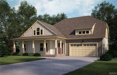 Currituck County Single Family Home For Sale: 105 Alden Run