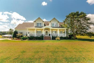 Currituck County Single Family Home For Sale: 113 Arabian Lane