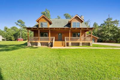 Camden County Single Family Home Under Contract: 178 Raymons Creek Road