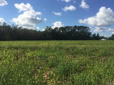 Land/Farm For Sale: Tbd S Currituck Rd