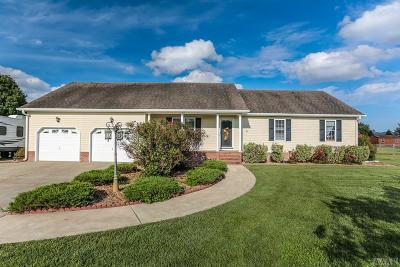 Camden County Single Family Home Under Contract: 209 Smith Dr