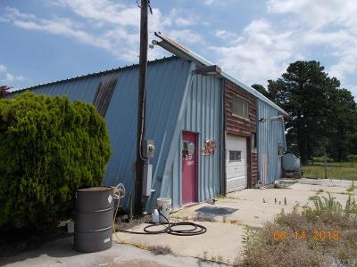 Currituck County Commercial For Sale: 7373 Caratoke Hwy