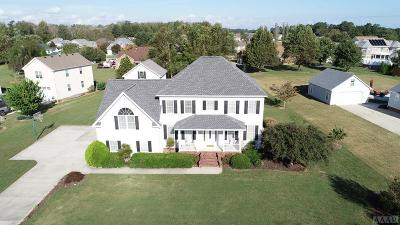 Currituck County Single Family Home For Sale: 120 Nautical Lane