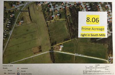 Camden County Land/Farm For Sale: Jones Avenue
