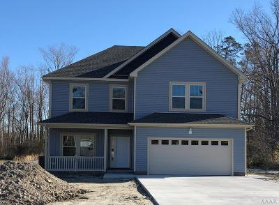 Currituck County Single Family Home For Sale: 105 Pisgah Drive