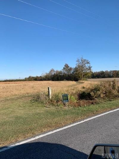 Moyock Land/Farm For Sale: North West Backwoods Road