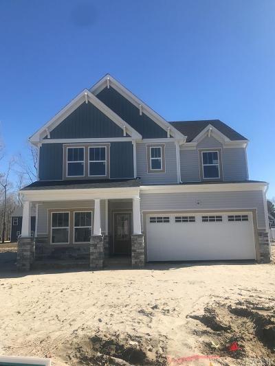 Moyock NC Single Family Home For Sale: $358,700