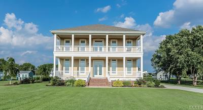 Currituck County Single Family Home For Sale: 107 Emperors Isle