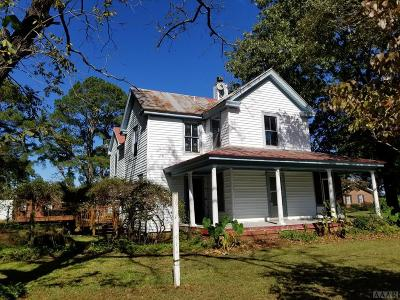 Gates County Single Family Home For Sale: 30 Orchard Street