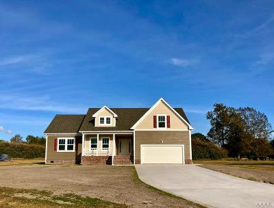 Currituck County Single Family Home For Sale: 119 Algonquin Trail