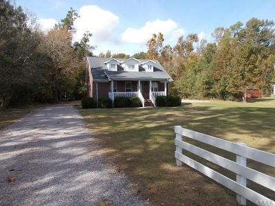 Camden County Single Family Home Under Contract: 406 Old Swamp Road