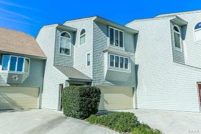 Currituck County Single Family Home For Sale: 1125 Hatteras Court #641