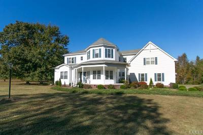 Chowan County Single Family Home For Sale: 137 Lake Wood Dr