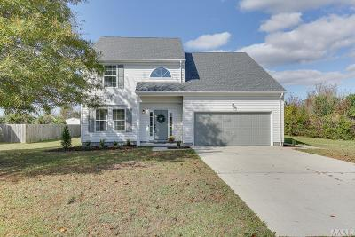 Moyock NC Single Family Home Under Contract: $299,900