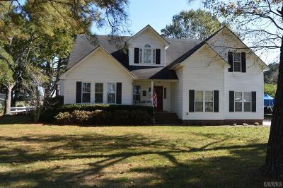 Moyock NC Single Family Home For Sale: $279,900