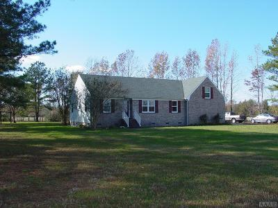 Moyock NC Single Family Home For Sale: $269,900
