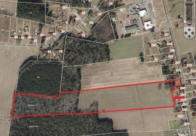 Gates County Land/Farm For Sale: Hwy 32