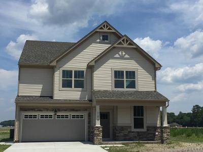 Camden County Single Family Home For Sale: Lot 31 Mill Run Loop