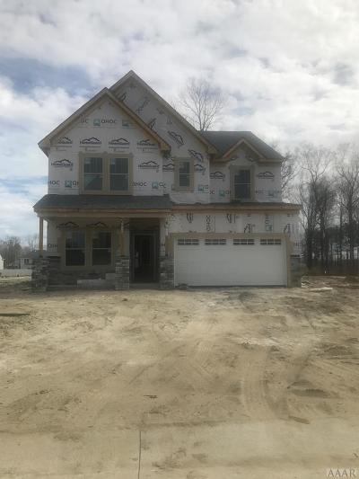 Moyock NC Single Family Home For Sale: $351,900