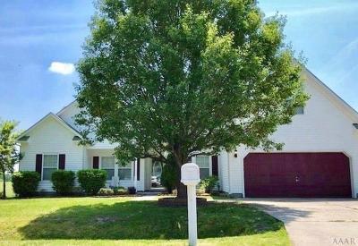 Moyock NC Single Family Home For Sale: $259,000