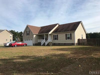 Moyock NC Single Family Home For Sale: $275,000