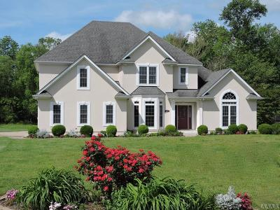 Currituck County Single Family Home For Sale: 141 Nautical Lane