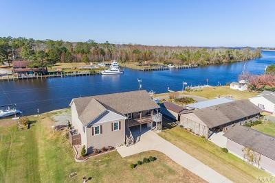 Currituck County Single Family Home For Sale: 369 Waterlily Road
