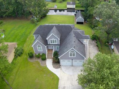 Currituck County Single Family Home For Sale: 115 Vincent Drive