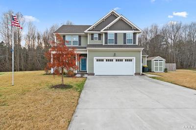 Moyock NC Single Family Home For Sale: $325,000