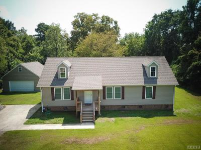 Camden County Single Family Home For Sale: 307 Spencer Ave