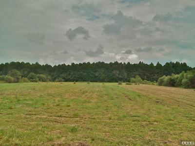 Camden County Land/Farm Under Contract: 496 Trotman Road