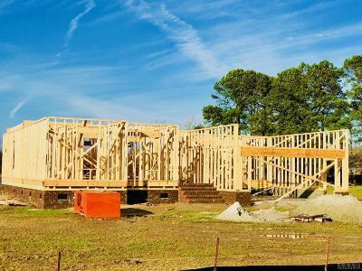 Camden County Single Family Home For Sale: 408 Bartlett Rd