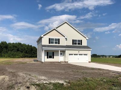 Camden County Single Family Home For Sale: 106 Deberry Lane