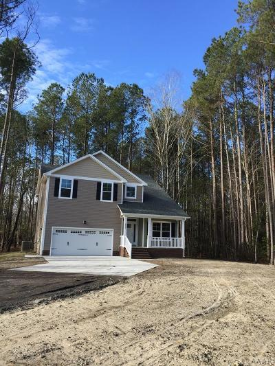 Moyock Single Family Home Under Contract: 2430 Tulls Creek Road
