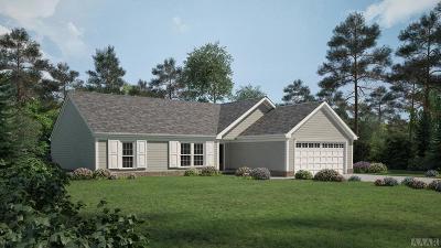 Moyock Single Family Home For Sale: Chapman Lane