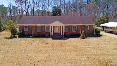 Currituck County Single Family Home For Sale: 370 Tulls Creek Road