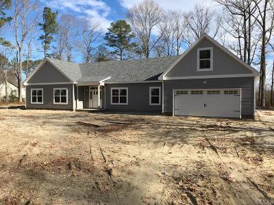 Camden County Single Family Home For Sale: 107 Sandridge Court