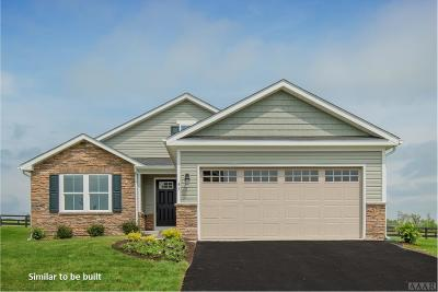Moyock NC Single Family Home For Sale: $279,990