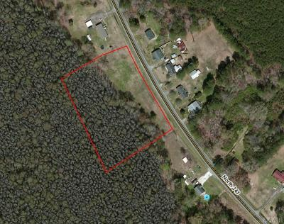 Camden County Land/Farm For Sale: 917 N Hwy 343