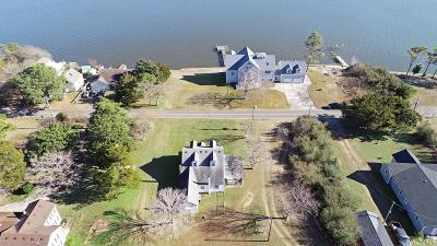 Currituck County Land/Farm For Sale: 292 Narrow Shore Road