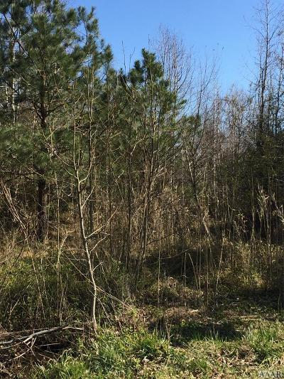 Currituck County Land/Farm For Sale: Tbd Poplar Branch Road
