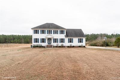 Currituck County Single Family Home For Sale: 193 Old Jury Road