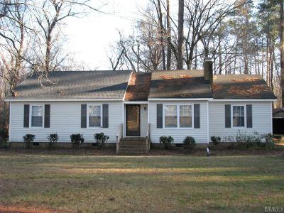 Washington County Single Family Home For Sale: 301 Conaby Drive