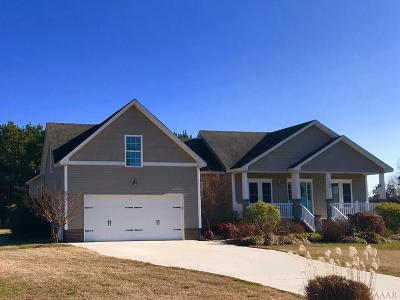 Currituck County Single Family Home For Sale: 106 New Colony Drive