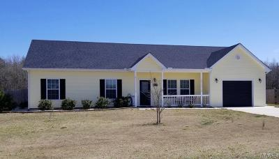 Currituck County Single Family Home For Sale: 184 Laurel Woods Way