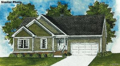 Currituck County Single Family Home For Sale: Tbd South Mills Road