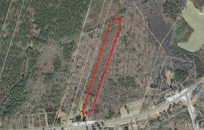 Northampton County Land/Farm For Sale: Tbd Hwy 258