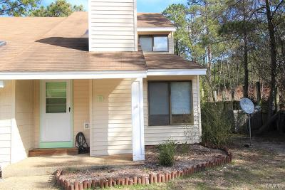 Dare County Single Family Home Under Contract: 601 W Ocean Acres Dr