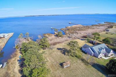 Currituck County Land/Farm For Sale: 3611 Caratoke Hwy
